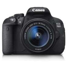 Canon EOS 700D + 18-55STM