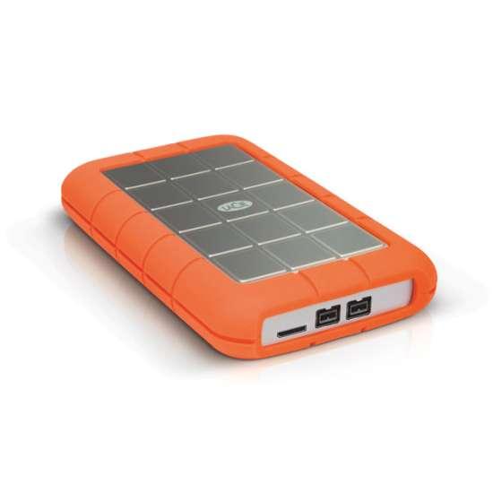 Lacie Rugged Triple USB 3.0, 2TB thumb 3