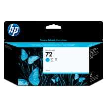 HP Cartucho de tinta DesignJet 72 cian 130 ml
