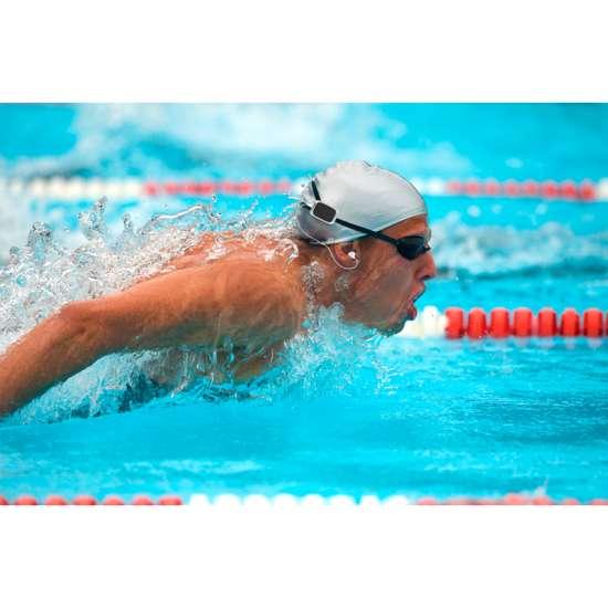 SPC Sport Aqua Reproductor MP3/MP4 Blanco/Azul 8334A thumb 4