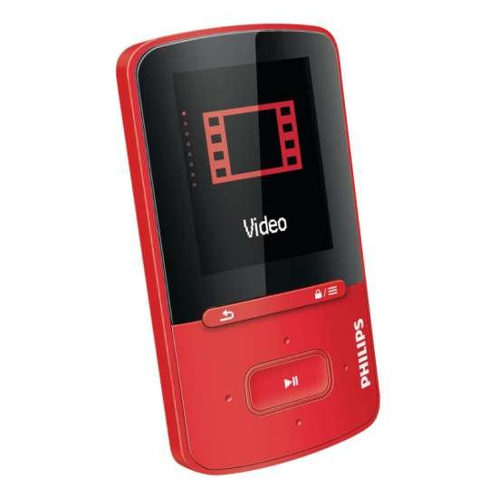 Philips GoGear Reproductor de MP4 SA4VBE04RF/12 thumb 1