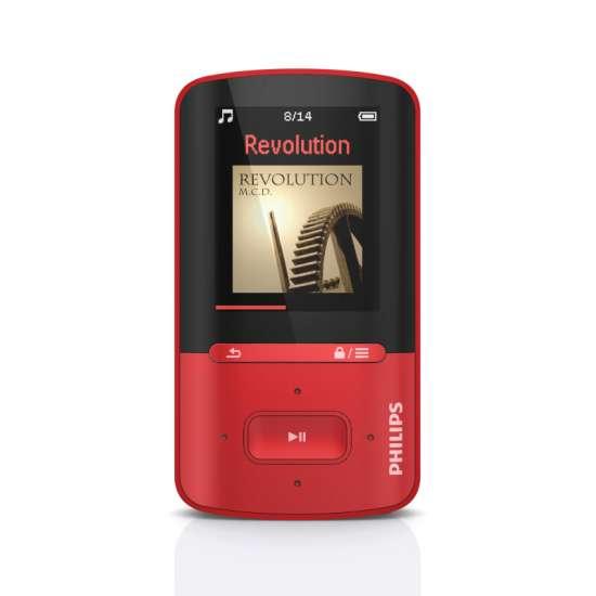 Philips GoGear Reproductor de MP4 SA4VBE04RF/12 thumb 2