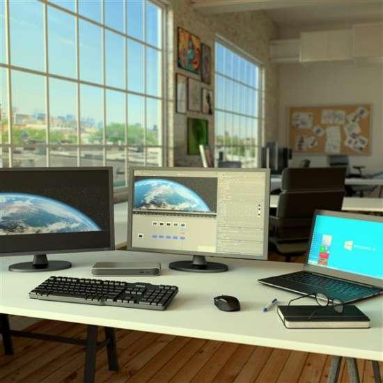 Startech Docking Station Thunderbolt 3 con Salidas Dobles de Vídeo 4K para Ordenadores Portátiles Windows y Mac Soporte 5K Entrega Potencia PD thumb 6