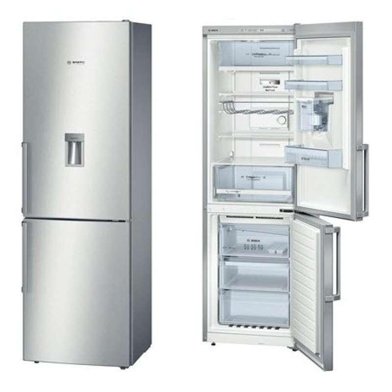 Bosch kgd36vi30 frigor fico combi no frost a con for Dispensador de latas para frigorifico