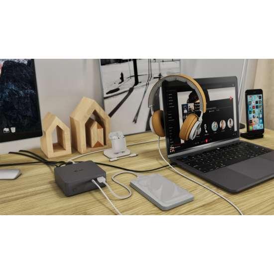 I-tec USB-C replicador de puertos 4K metal thumb 6