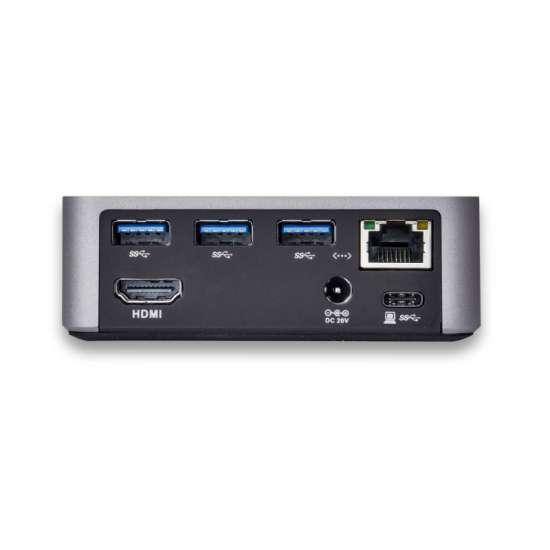 I-tec USB-C replicador de puertos 4K metal thumb 7