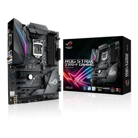 Asus ROG STRIX Z370-F GAMING thumb 2