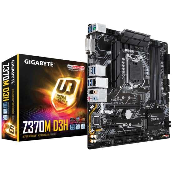 Gigabyte Z370M D3H thumb 1