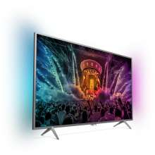 Philips 6000 series Televisor 4K ultraplano con tecnología Android TV™ 55PUS6401/12