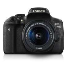 Canon EOS 750D + EF-S18-55mm IS STM