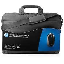 HP Kit de movilidad con maletín y ratón USB