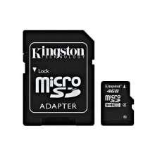 Kingston 4GB microSDHC