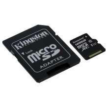 Kingston microSDXC Class 10 UHS-I Card 128GB