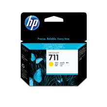 HP Cartucho de tinta DesignJet 711 amarillo 29 ml