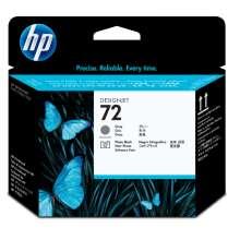 HP Cabezal de impresión DesignJet 72 negro fotográfico y gris