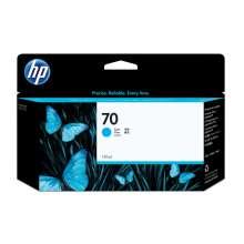 HP Cartucho de tinta DesignJet 70 cian 130 ml