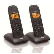 AEG Voxtel D80 Twin, Negro