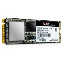 Adata XPG SX8000 PCIe Gen3x4 SSD 128GB