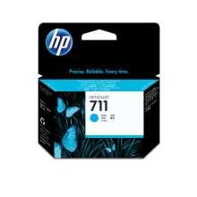 HP Cartucho de tinta DesignJet 711 cian 29 ml