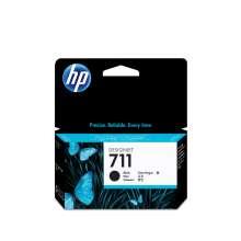 HP Cartucho de tinta DesignJet 711 negro 38 ml