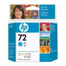 HP Cartucho de tinta DesignJet 72 cian 69 ml