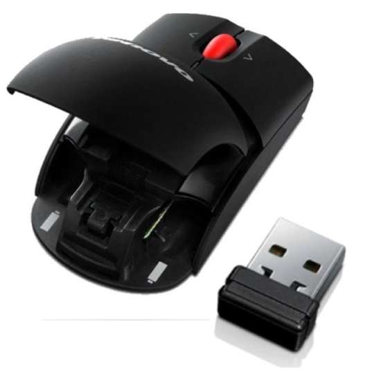 Lenovo Laser Wireless Mouse thumb 2