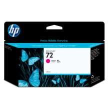 HP Cartucho de tinta DesignJet 72 magenta 130 ml