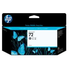 HP Cartucho de tinta DesignJet 72 gris 130 ml